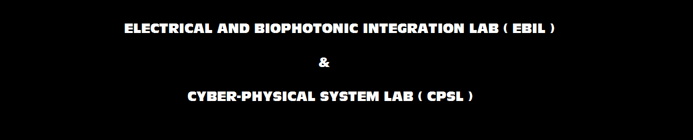 Electrical and Biophotonic Integration Lab